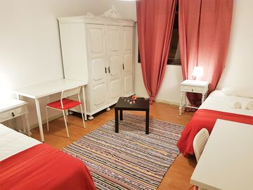 Airosa - 3 bedroom flat in Porto Town center