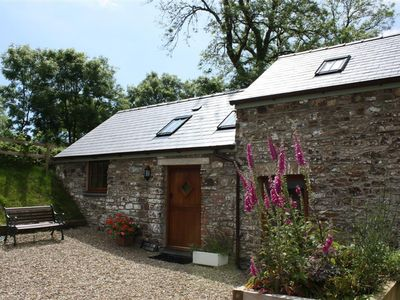Photo for Barn Owl Cottage is a lovely stone cottage situated just off the A477 between the popular resorts of
