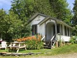 Lovely Lakeview Cabin At Lake Willoughby; Lake Access