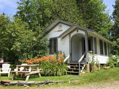 Photo for Lovely Lakeview Cabin At Lake Willoughby; Lake Access