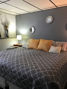 Five star reviews! Great location; clean and comfortable apartment.