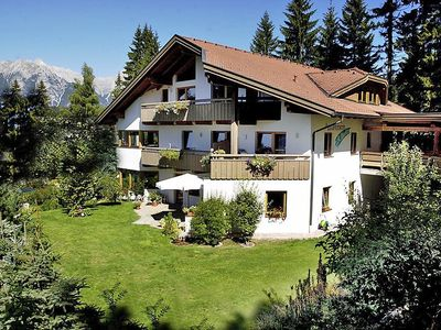 Photo for Apartment in the center of Seefeld with Parking, Internet, Washing machine, Garden (31563)