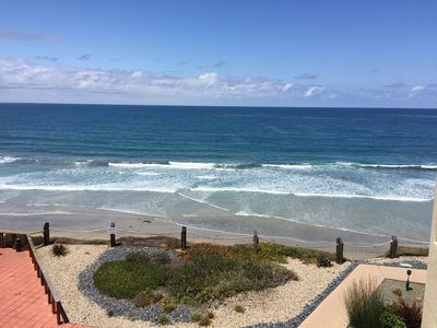 Photo for Once Upon A Tide - 2BR 2BA Deluxe Oceanfront Condo