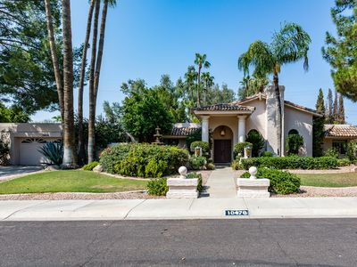 Photo for Scottsdale Luxury Home