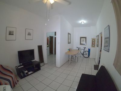 Photo for Condado/Ocean Park Beach Apartment. Prime location