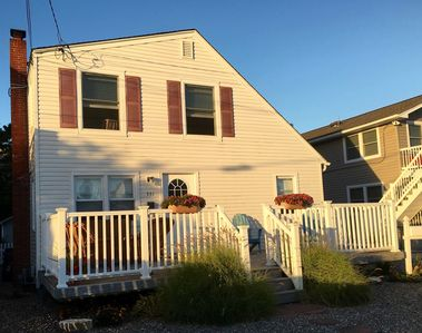 Photo for Quiet Residential Area, 13th Home From Beach, Short Walk