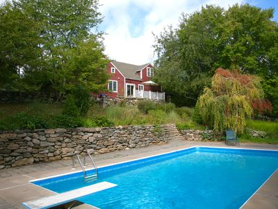 Photo for Beautiful 1795 Renovated Cape Cod W/ Pool On Private Wooded Property