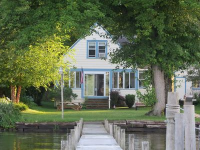 Photo for Beautiful Lakefront Home close to Chautauqua Institution