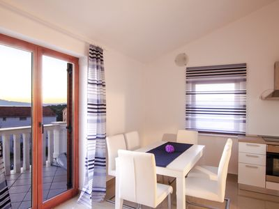 Photo for Welcome to the beautiful apartment on the ground floor with a large terrace
