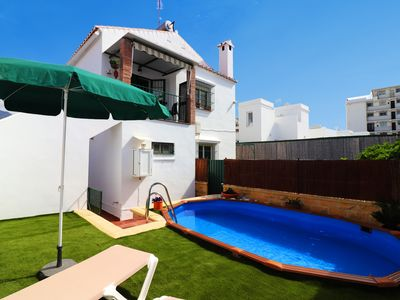 Photo for 1078 Casa Evelyn - House for 4 people in Nerja