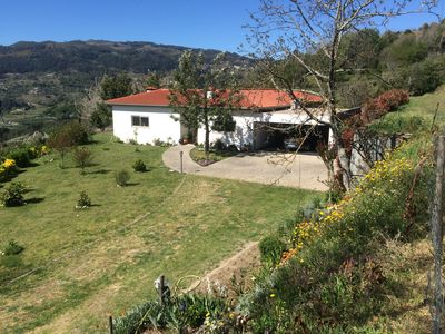 Photo for House of the Tarrio House and Farm with swimming pool close to Douro Valley