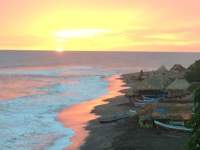 Photo for Best View in La Boquita - Beautiful Ocean Front House - Cook Included **