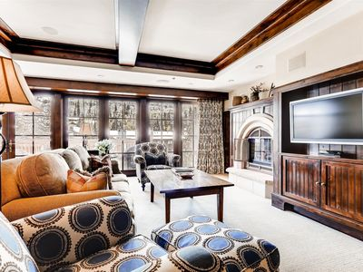 Photo for Available Friday to Friday, One Willow Bridge in Vail is your vacation destination.