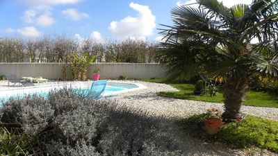 Photo for Beautiful property near L Rochelle and Ile de Ré