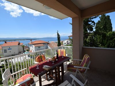 Photo for Apartment Dumsky (62045-A1) - Malinska - island Krk