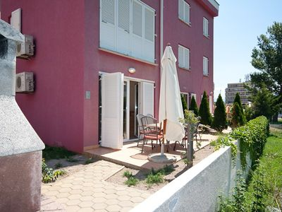 Photo for Holiday apartment with terrace and barbecue possibility