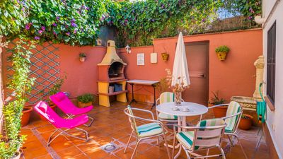 Photo for Exceptional rustic house in the historic center of Ronda
