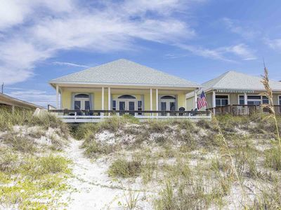Photo for Beachfront Home in Great Location with Fantastic Views!