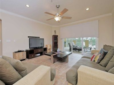 Photo for Tidelands 2135, 3 Bedrooms, Sleeps 7, Intracoastal View, 2 Pools, Gym, WiFi