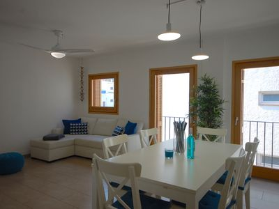 Photo for MEDITERRANEAN APARTMENT 3 minutes TO THE BEACH