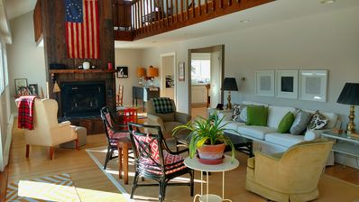 Photo for 4BR House Vacation Rental in Canaan, New York