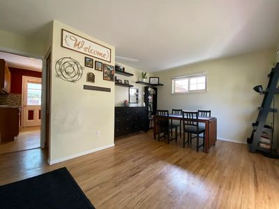 Photo for Home close to DTW Detroit Ann Arbor UofM Ford GM St.Mary Mercy Hospital & parks
