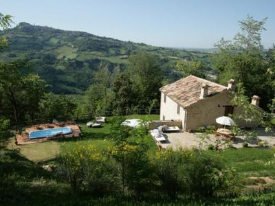 Photo for Holiday house Monte San Martino for 6 - 7 persons with 3 bedrooms - Holiday house
