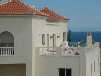Photo for Ocean Golf and Country Club - High quality 2 bed apartment with 3 x terraces!