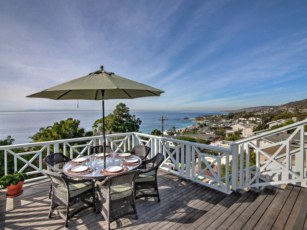 Stunning 3BR w/ Terraced Balconies and Sweeping Pacific Views, Walk ...
