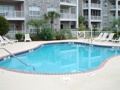 Photo for Very Nice Condo,  Great for golf or beach vacations! - Magnolia Place #201