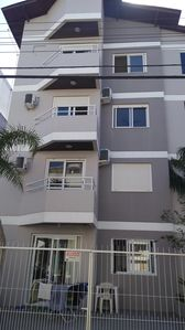 Photo for 203 apartment with 1 bedroom with balcony, barbecue and garage.