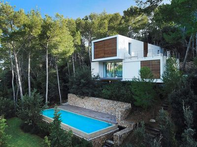 Photo for 4BR Villa Vacation Rental in Pollença, Illes Balears