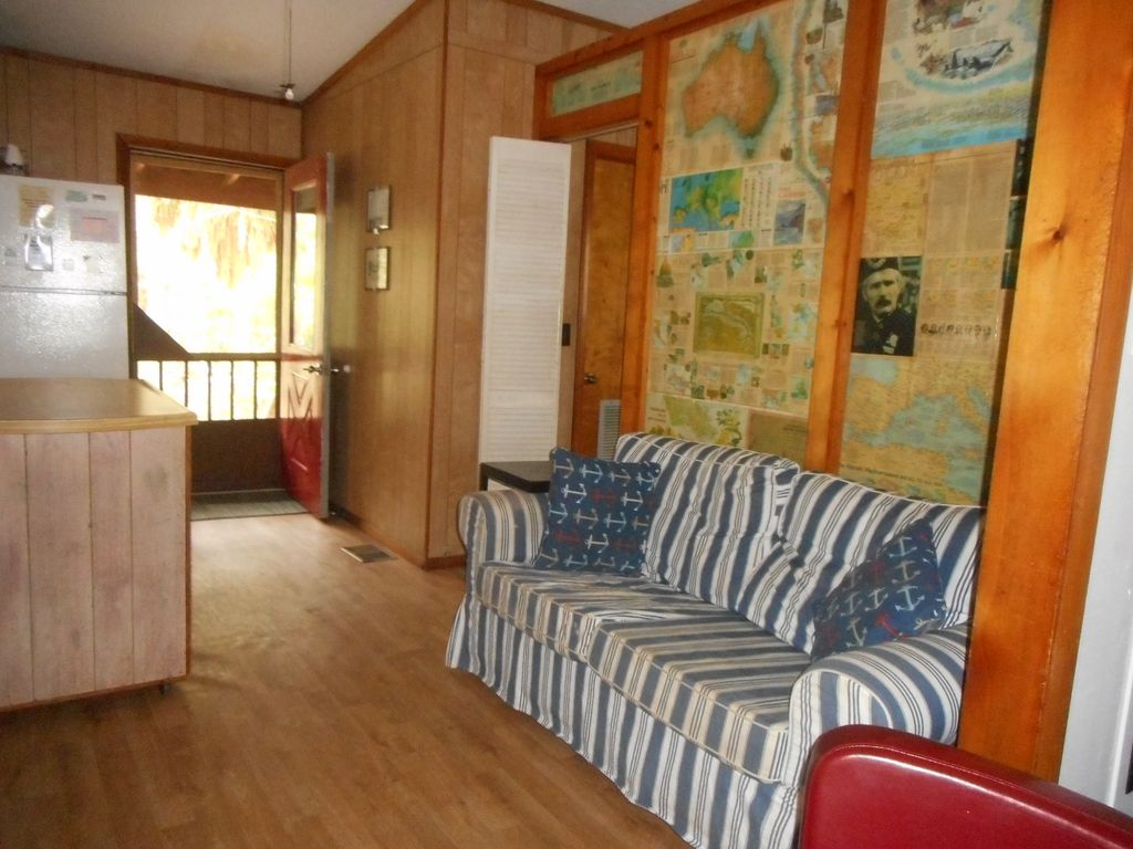 Secluded Cabin On St. Joe Bay, At Cape San Blas   BOOK EARLY!