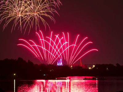 Photo for Best Priced Fireworks View Windsor Hills Condo!