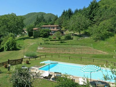 Photo for Vacation home Az. Agrituristica Le Bore (CNG122) in Castelnuovo di Garfagnana - 10 persons, 3 bedrooms