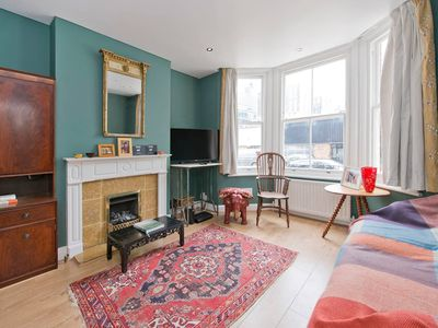 Photo for Charming 1-Bed in Ladbroke Grove with Garden!