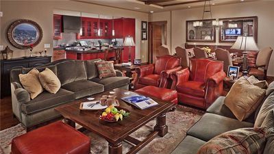 """Photo for One Steamboat Place: """"Sawtooth Mountain"""" #514 - 4BR Luxe Condo"""