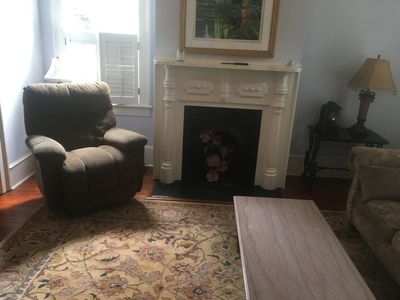 recently added plush electric recliner