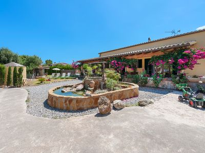 Photo for Lovely, family-friendly villa next to nature reserve and only 4 km to the beach