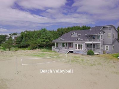 Photo for Spectacular OCEANFRONT Home_3rd Nt FREE_Hot Tub_Volleyball Court+Game Rm