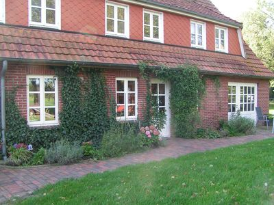 Photo for Holiday apartment Burhave for 1 - 6 persons with 3 bedrooms - Holiday apartment