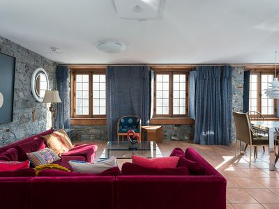 Photo for Great Rustic Flat in Old Port