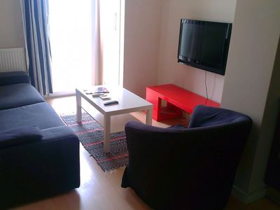 Photo for Daily Rental Apartments in Izmir Karsiyaka 1 + 1. Clean, furnished, with view apartment