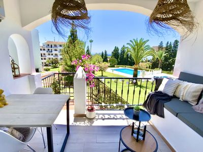 Photo for NEW 2 bedroom apartment in Riviera, Mijas