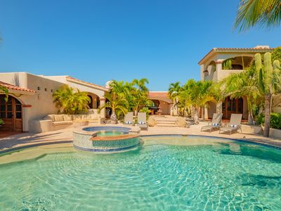 Photo for Tropical Hacienda Style Mexican Villa in Secure Gated Community