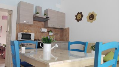 Photo for independent, one bedroom apartment, close to the most prestigious tourist sites.