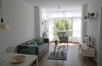 Photo for Modern apartment - 2 bedrooms - 1 bathroom - center - pool - Wifi - tv