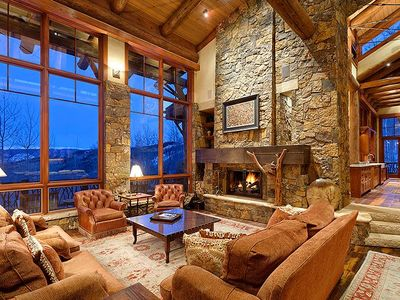 Photo for Treehouse on West Fork 5 Bedroom Ski in/out Luxury