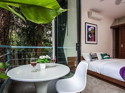 Photo for House in Ko Samui with Air conditioning, Parking, Balcony (555245)