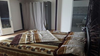 Photo for Furnished room independent bottom of villa entirely independent air-conditioned